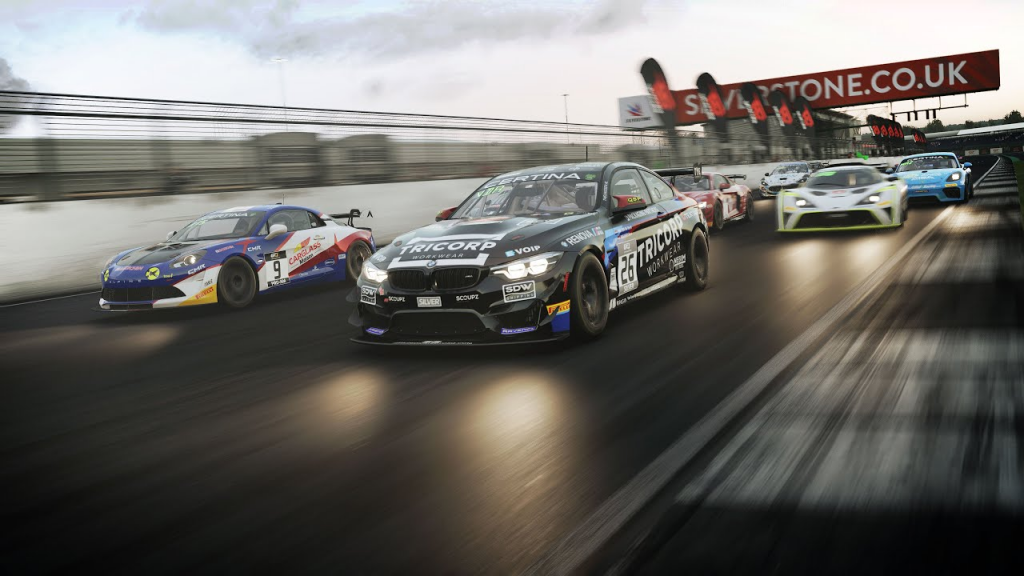 Assetto Corsa Competizione GT4 Pack DLC Launch