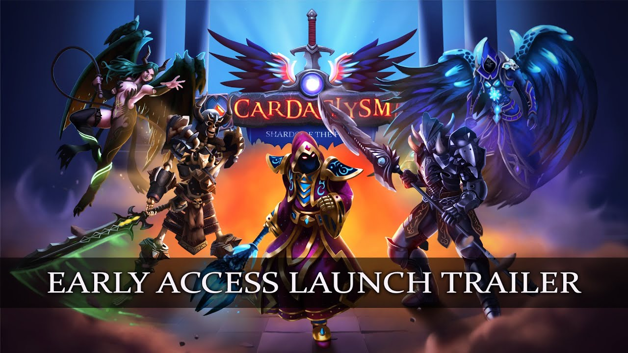 Cardaclysm Early Access Launch Trailer