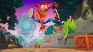 Crash Bandicoot On the Run Announcement