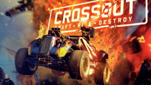 Crossout Gameplay Trailer 2020