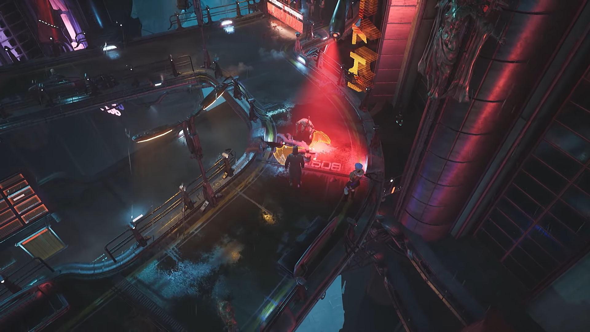 Gamedec Video Thumbnail