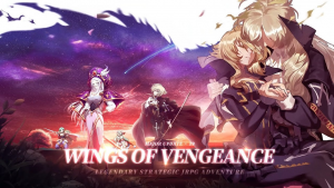 Langrisser Mobile Wings of Vengeance