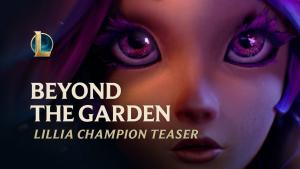 League of Legends Lillia Champion Spotlight