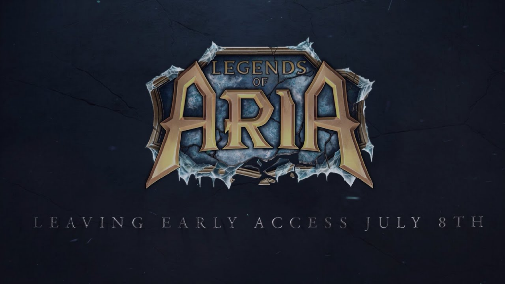 Legends of Aria Launch