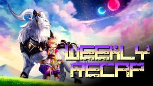 Weekly Recap (Art: Mabinogi)