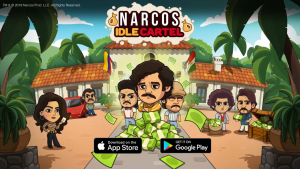 Narcos Idle Cartel Trailer