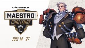 Overwatch Sigma's Maestro Challenge
