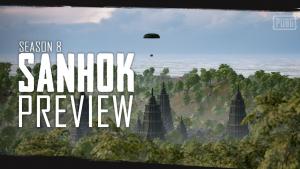 PUBG Season 8 Sanhok Preview