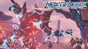 Phantasy Star Online 2 New Genesis Trailer