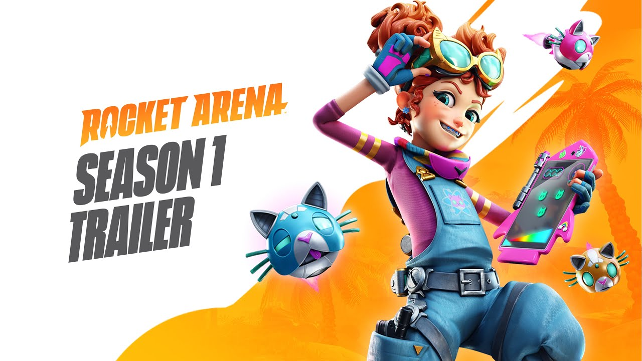 Rocket Arena Season 1 Trailer