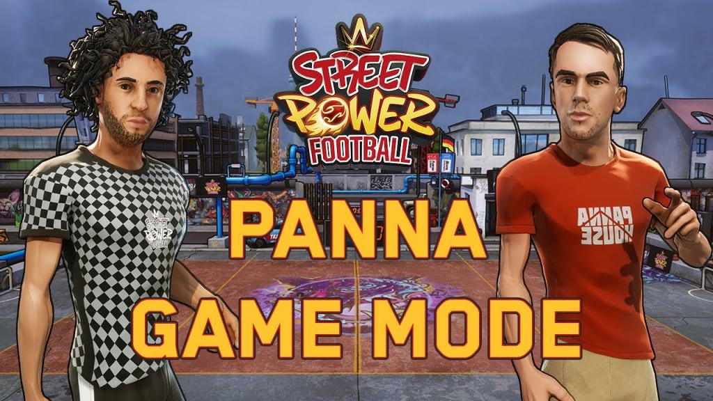 Street Power Football Panna Game Mode