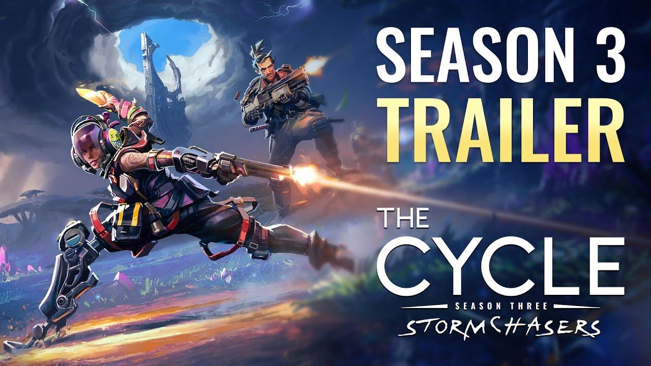 The Cycle Season 3 Trailer