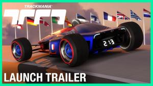 Trackmania Launch Trailer