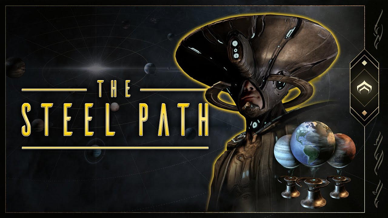 Warframe The Steel Path