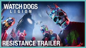 Watch Dogs Legion Resistance Trailer