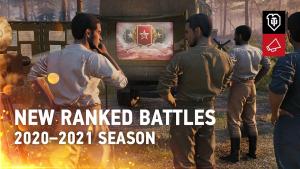 World of Tanks 2020 2021 Ranked Battles