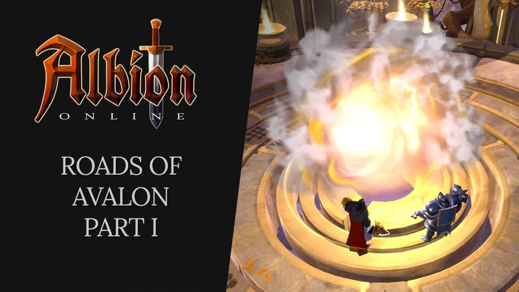 Albion Online Roads of Avalon