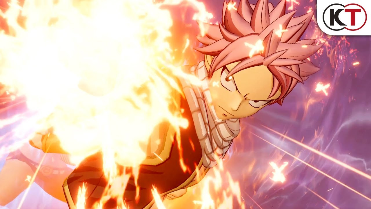 Fairy Tail Launch Trailer