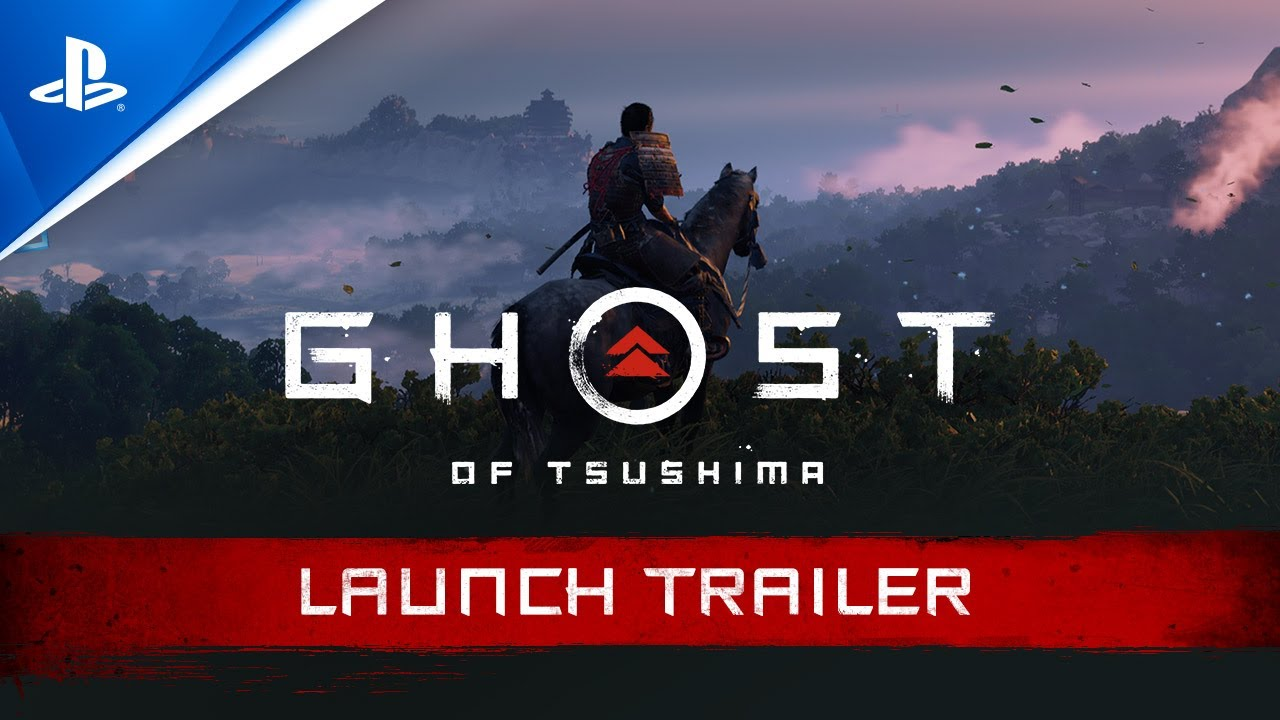 Ghost of Tsushima PS4 Launch Trailer