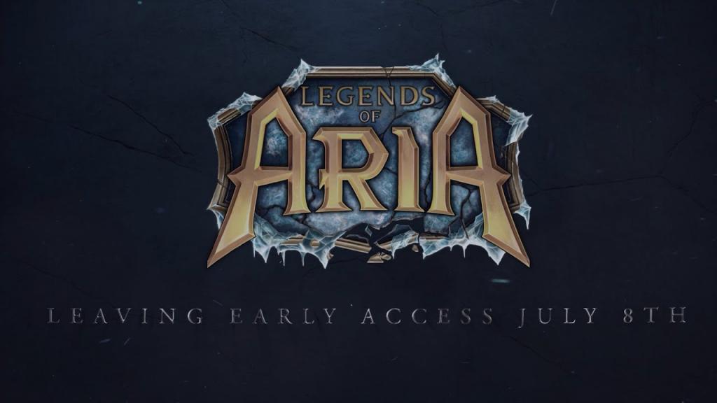 Legends of Aria Launch