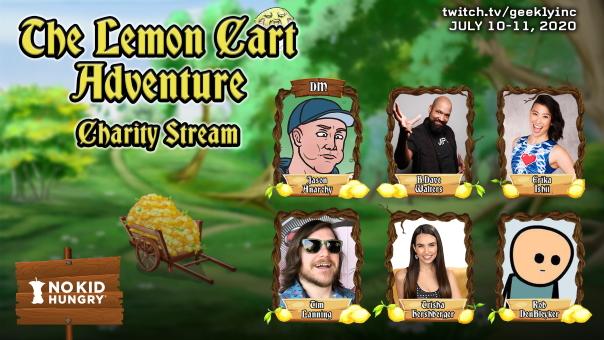 Lemon Cart Adventure Stream