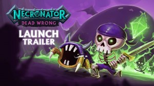 Necronator Dead Wrong Launch Trailer