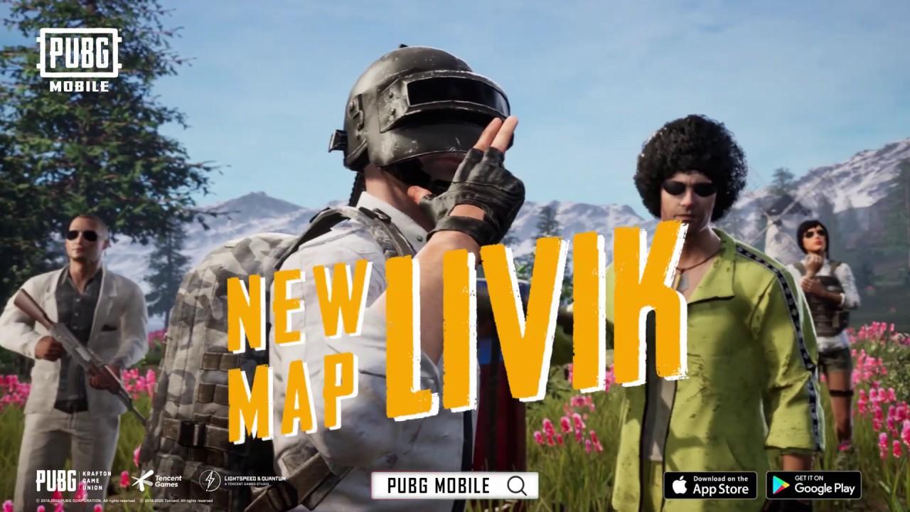 PUBG Mobile Livik Trailer