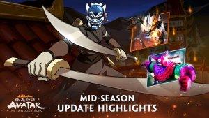 SMITE Mid Season Update Avatar battle Pass