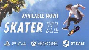 Skater XL Launch Trailer