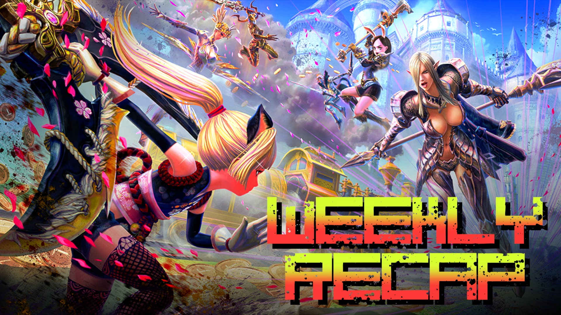Weekly Recap (Art: TERA Battle Arena)