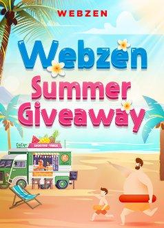 Webzen Summer 2020 Giveaway
