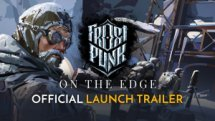Frostpunk On The Edge Launch Trailer