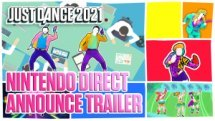 Just Dance 2021 Announcement Trailer