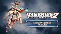 Override 2 Super Mech League Announcement Trailer