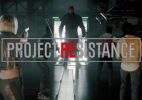 Resident Evil Resistance Game Profile Image