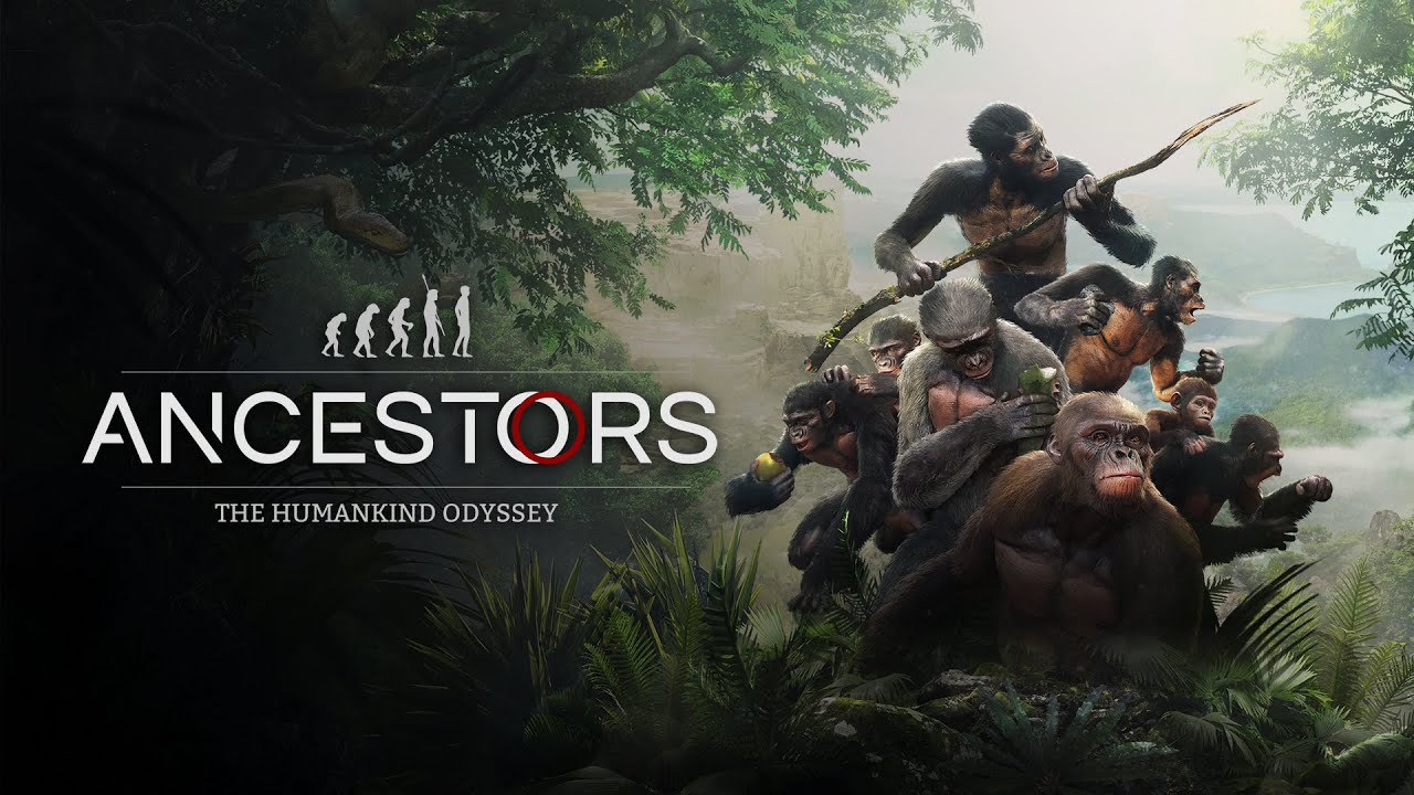 Ancestors Humankind Odyssey Steam Release Trailer