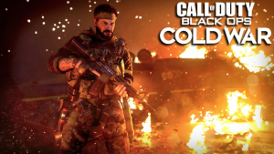 Call of Duty Black Ops Cold War Reveal Trailer