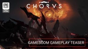 Chorus Gamescom Teaser