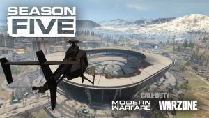 CoD Modern Warfare Warzone Season Five Trailer