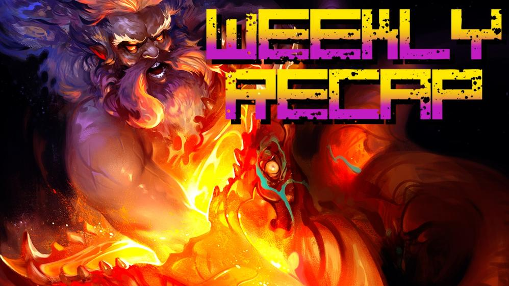 Weekly Recap (Crowfall)