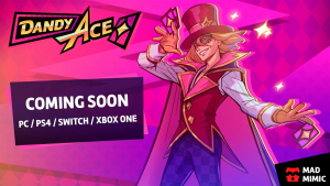 Dandy Ace Kickstarter Trailer