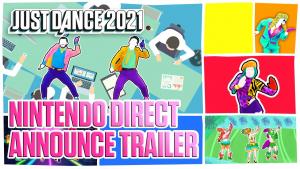 Just Dance 2021 Announcement Trailer