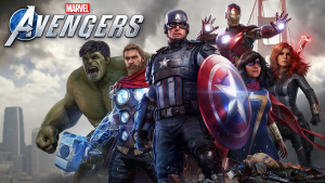 Marvel Avengers Launch Trailer