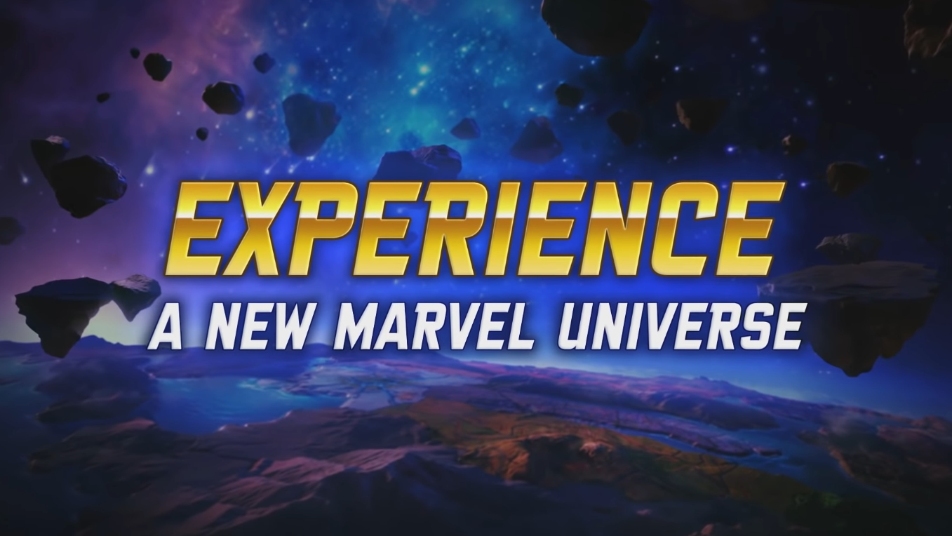 Marvel Realm Of Champions Gameplay Reveal