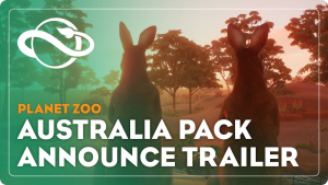 Planet Zoo Austalia Pack Announcement