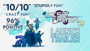 Risk of Rain 2 Launch Trailer