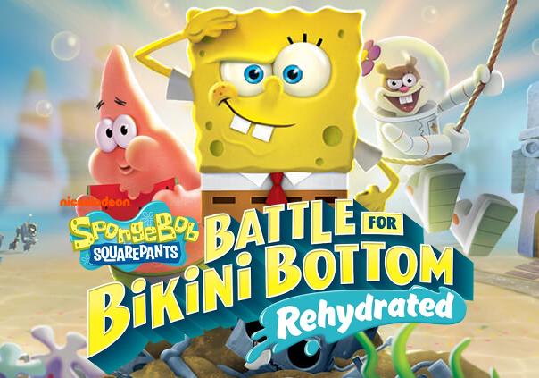 Spongebob Squarepants Battle Bikini Bottom Rehydrated