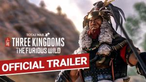 Total War Three Kingdoms Furious World Trailer