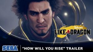 Yakuza Like A Dragon How Will You Rise Trailer