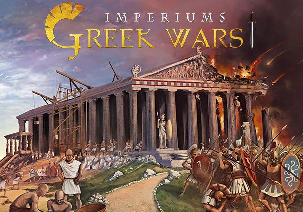 Imperiums: Greek Wars Game Profile Image